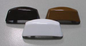 Spalvos: balta, ruda, auksinė, juoda, raudona, pilka, kreminė.